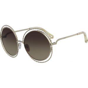 87c672562 Chloe Carlina 114ST 743 - Oculos de Sol