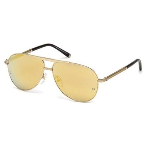 Oculos de sol Mont Blanc 517 30C - wanny b1625804a1