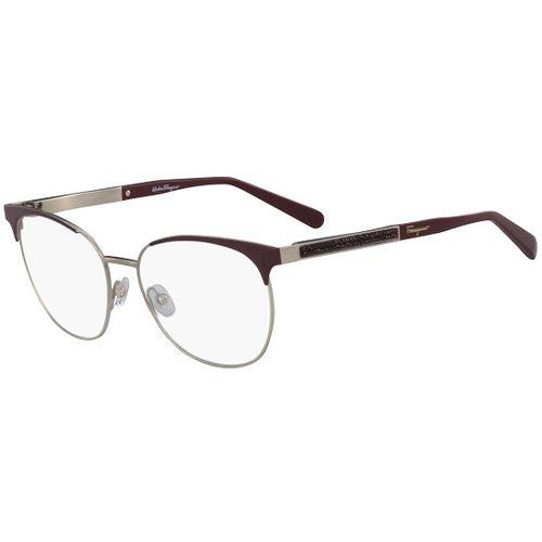 ece05778368a0 Salvatore Ferragamo 2166 717 Oculos de Grau Original - oticaswanny