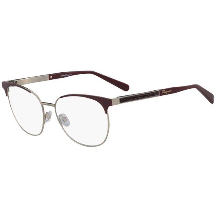 5ceb304900464 Salvatore Ferragamo 2166 717 Oculos de Grau Original - oticaswanny