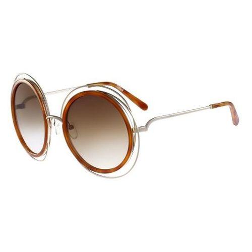Chloe 120 736 - Oculos de Sol - Chloe Carlina 120 736 - Oculos de Sol 9e28d9a2b0