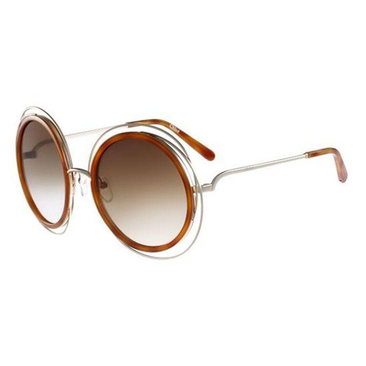 57ac304ac Chloe Carlina 120 736 - Oculos de Sol - Chloe 120 736 - Oculos de Sol