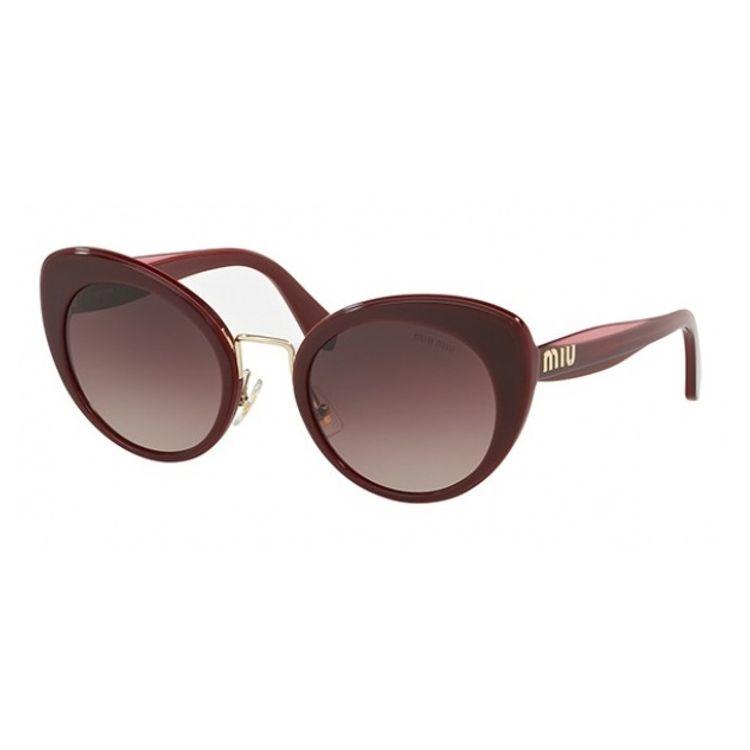 3f1ea77d7 Miu Miu 06TS 40Z150 Oculos de Sol Original - oticaswanny
