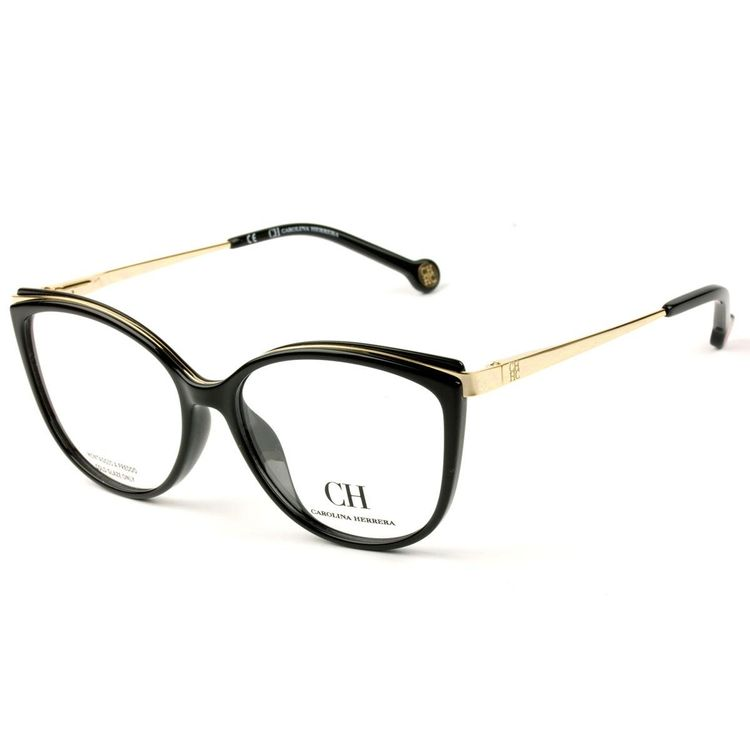 Carolina Herrera 783 Z42Y Oculos de Grau Original - oticaswanny d1d66ffab3