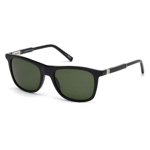 Oculos de sol Mont Blanc 647 01N - wanny 171f2326f8