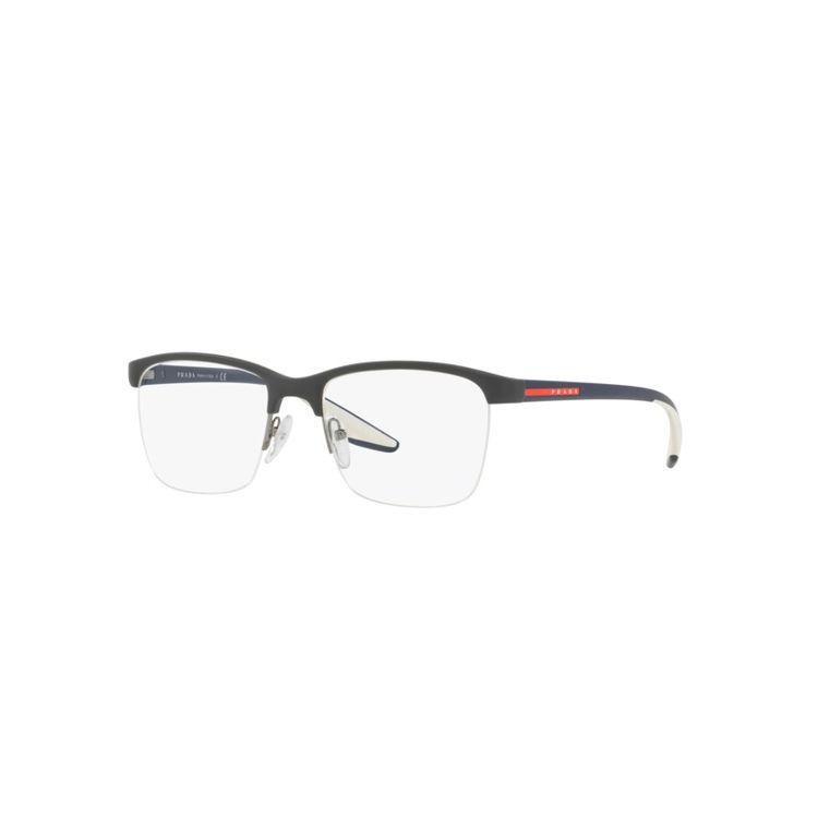 00ec693f7 Prada Sport 02LV TFZ1O1 Oculos de Grau Original - oticaswanny