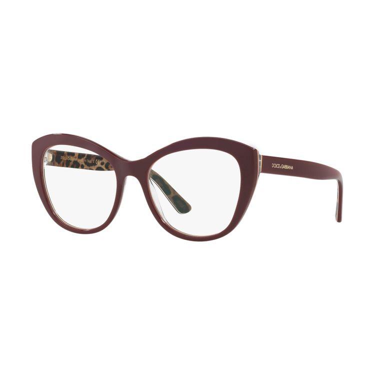 Dolce Gabbana 3284 3156 - Oculos de Grau - oticaswanny 286bfa8df6
