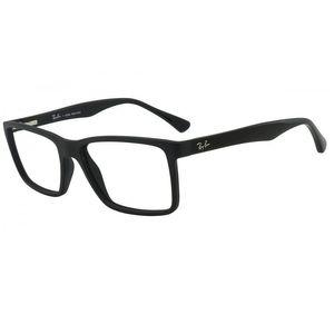Ray Ban 7096L 5656 - Oculos de Grau c5a1f391d9