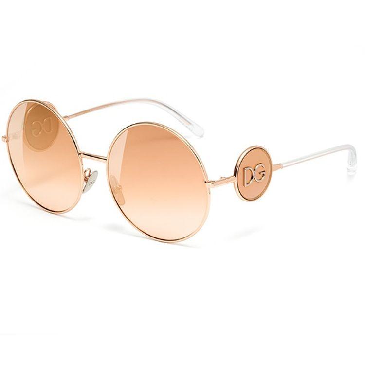 7131d763b Dolce Gabbana 2205 12986F - Oculos de Sol - oticaswanny