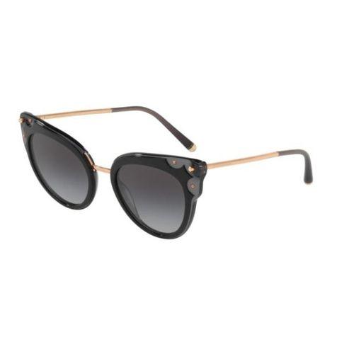 Dolce Gabbana Lucia 4340 5018G - Oculos de Sol - oticaswanny fd04df71c8