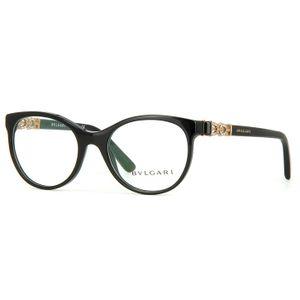 Bvlgari 4099B 501 - Oculos de Grau 5571a43dae