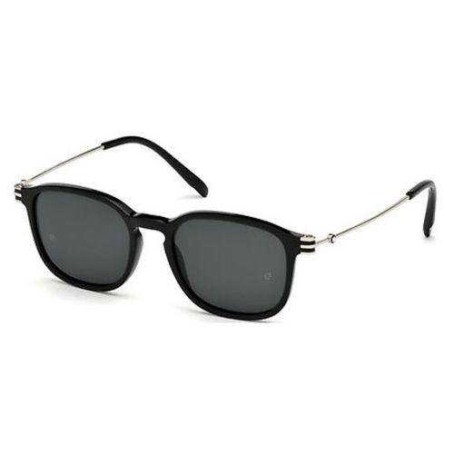 Oculos de sol Mont Blanc 698 01A - oticaswanny d01079331b
