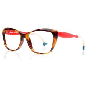 Óculos de Grau Feminino Retangular – wanny 53955da223
