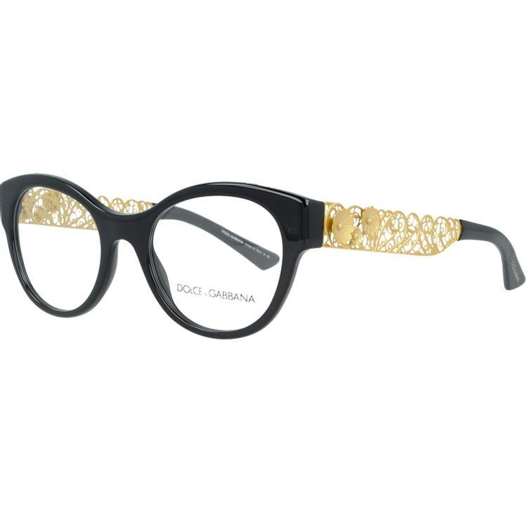 Dolce Gabbana 3184 501 - Oculos de Grau - oticaswanny b870f683dd