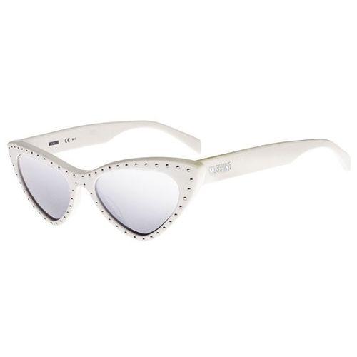 Moschino 006 WK T4 Oculos de Sol Original - oticaswanny 944a4047d9