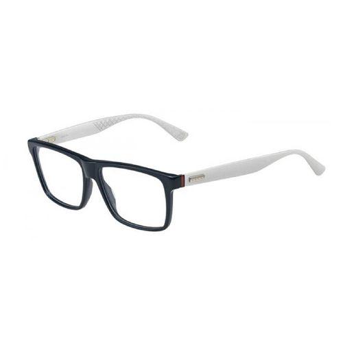 Gucci 1077 E7555R Oculos de Grau Original - oticaswanny 6817385b45