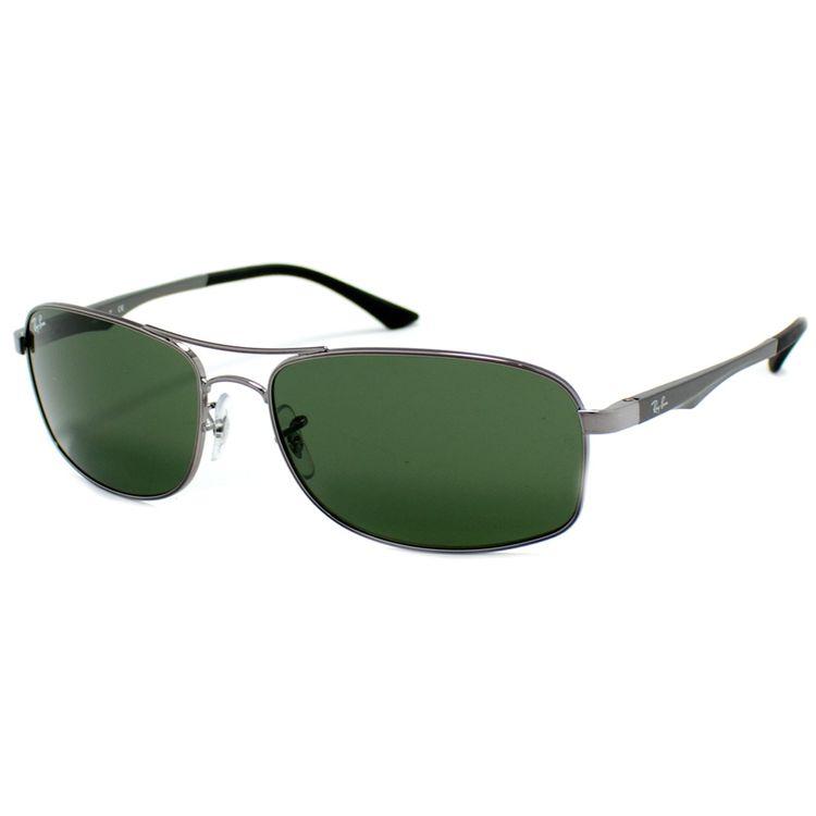 Rayban 3484 00463 Oculos de sol Original - oticaswanny d32053b70e