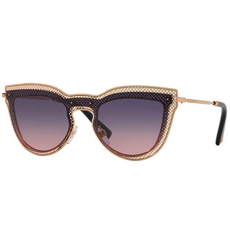 01170ff22 Valentino 2018 3004I6 - Oculos de Sol - oticaswanny