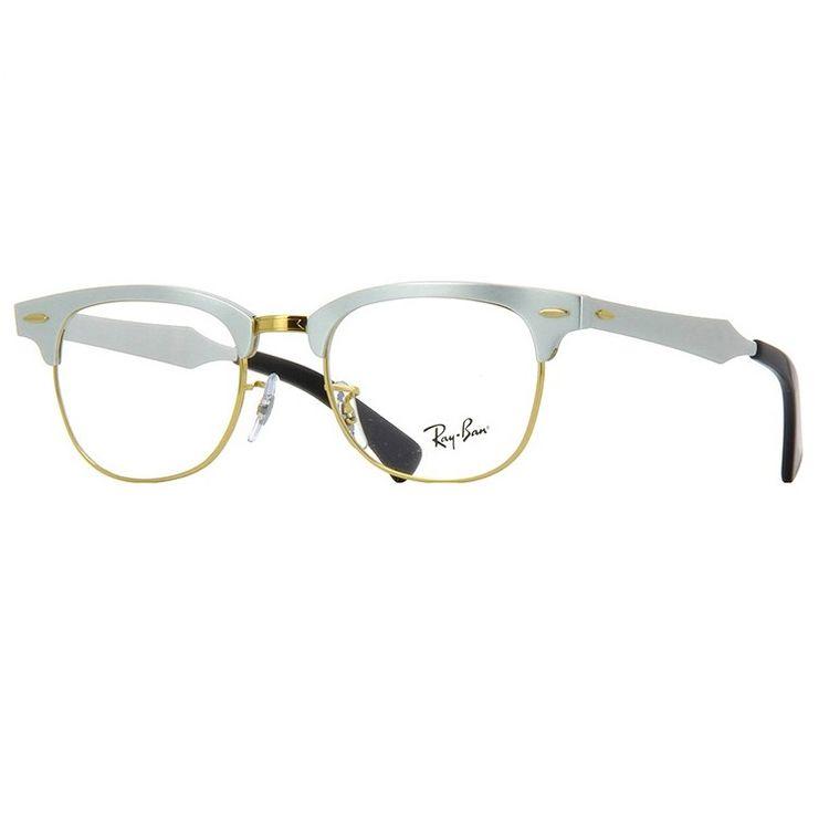 ad09f30c5 Ray Ban Clubmaster 6295 2806 - Oculos de Grau - oticaswanny