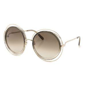 Chloe Carlina 120 775 - Oculos de Sol fc80262d69
