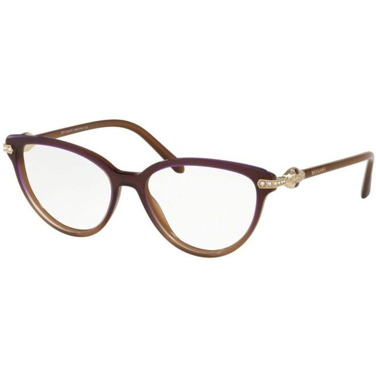 74e818587 Bulgari Serpenti 4171B 5463 Oculos de Grau Original - oticaswanny