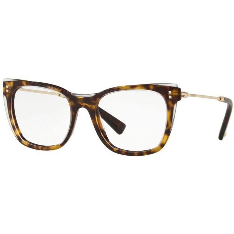 094277ca6 Valentino 3028 5102 Oculos de Grau Original - oticaswanny