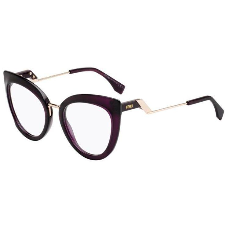 f75a6be08cf16 Fendi Tropical Shine 334 0T721 - Oculos de Grau - Fendi 334 0T721 - Oculos  de Grau