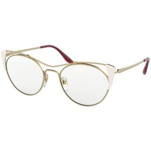 a49ba8db6d9e3 Prada 58VV YDD1O1 - Oculos de Grau