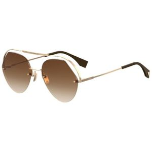 9da1c8748 Fendi Ribbons & Crystals 326 09QHA - Oculos de Sol