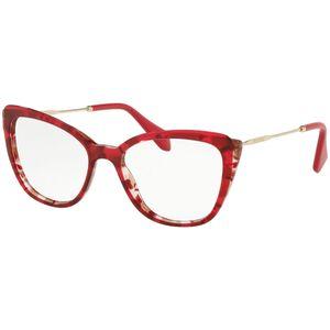 Miu Miu 02QV 1101O1 - Oculos de Grau a10cf3ef8b