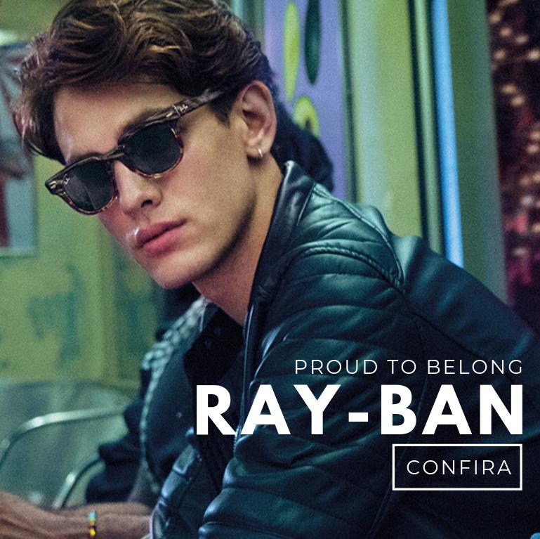 Banner Ray Ban - Mobile