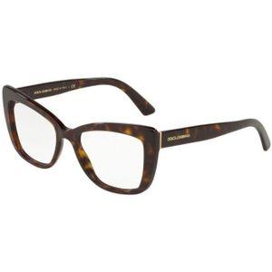 b40cb649f Dolce Gabbana 3308 502 - Oculos de Grau