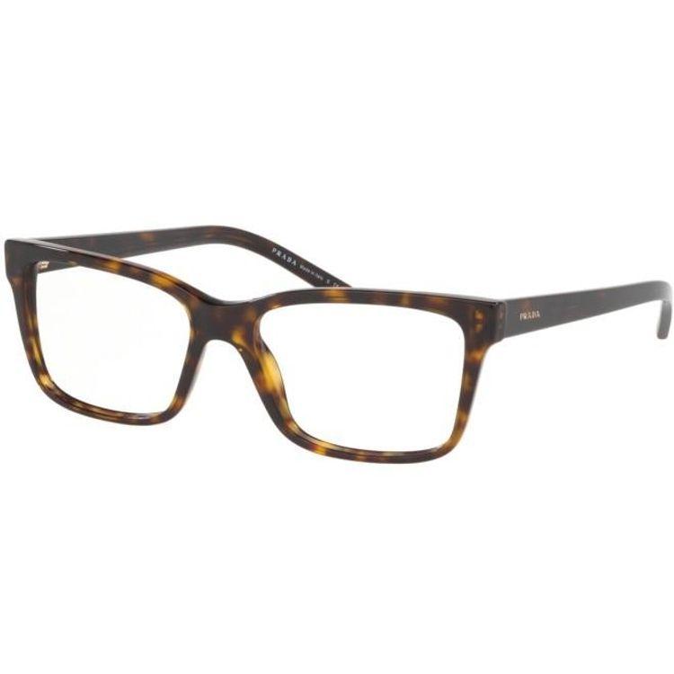 13d90e9e11adc Prada 17VV 2AU1O1 Oculos de Grau Original - oticaswanny