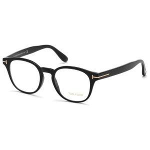 fda6b48d4 well-known em Óculos de Grau Tom Ford Preto – wanny