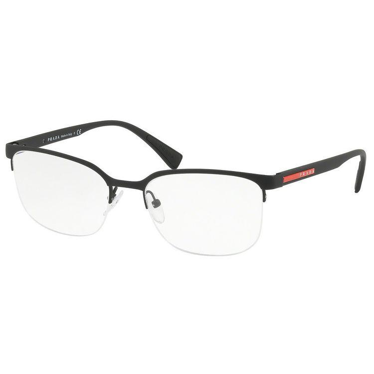 c39195ca6 Prada Sport 51IV DG01O1 Oculos de Grau Original - oticaswanny