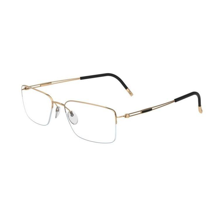 7f27bba90 Oculos de Grau SILHOUETTE 5278 6061 Original - oticaswanny