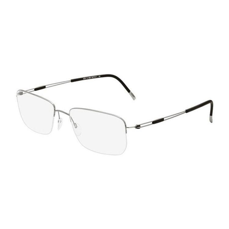 44634f47f Oculos de Grau SILHOUETTE 5279 6060 Original - wanny