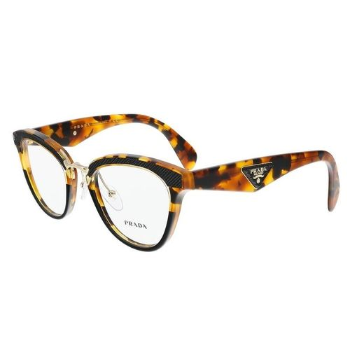 Prada-PR-26SV-VHA1O1-Medium-Havana-Cateye-Optical-Frames