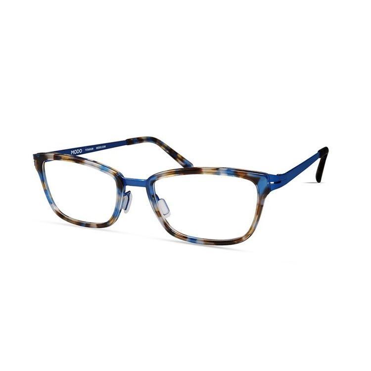 90914b82c Modo 4500 Blue Tortoise Oculos de Grau Original - oticaswanny