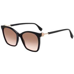 8a8a31bfb Óculos de Sol Fendi Preto – oticaswanny