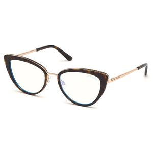 253eeae76 Tom Ford 5580B Blue Look 052 - Oculos de Grau